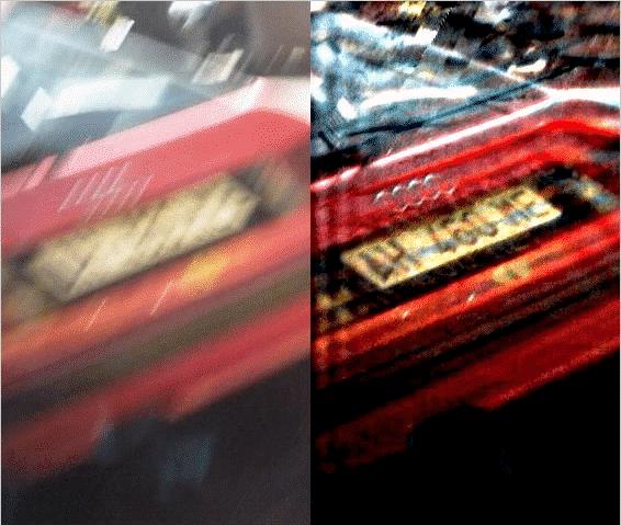 Traitement et amélioration d'images extraites de vidéos